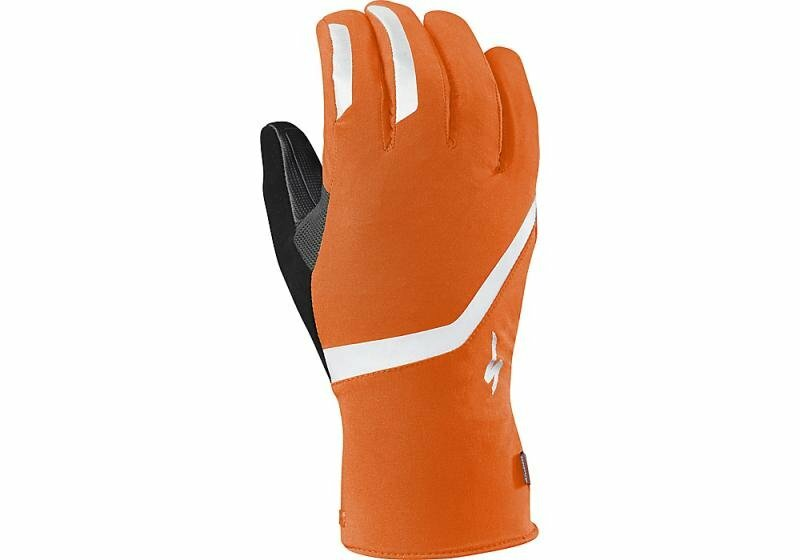 Specialized Deflect H2O Therminal Glove Neon Org L
