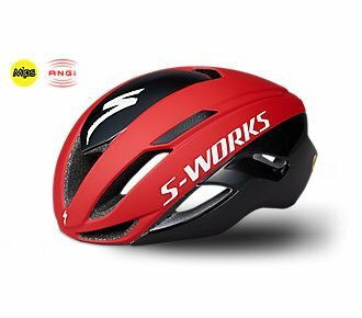 Specialized S-Works Evade II ANGi MIPS Team Red/Black M