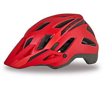 Specialized Ambush Comp Helm CE Red M