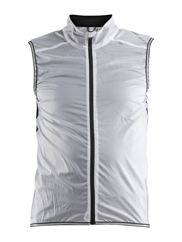 Craft Lithe Vest M white/black XL