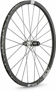 DT Swiss HR-Laufrad GR 1600 Spline Black Disc 29  25 mm