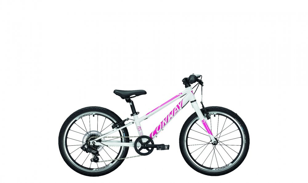 Conway MS 200 Diamant 20  white/pink 2020