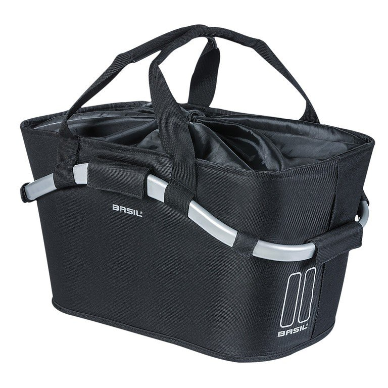Basil Hinterradkorb City-Tasche Classic Carry All für MIK