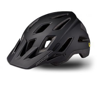 Specialized Ambush Comp Helm ANGI MIPS CE BLK/CHAR L