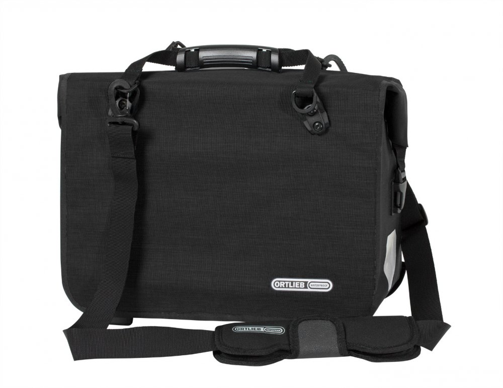 Ortlieb Office-Bag L QL2.1 mattschwarz