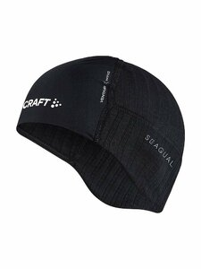 Craft Active Extreme X Wind Hat black/granite S/M