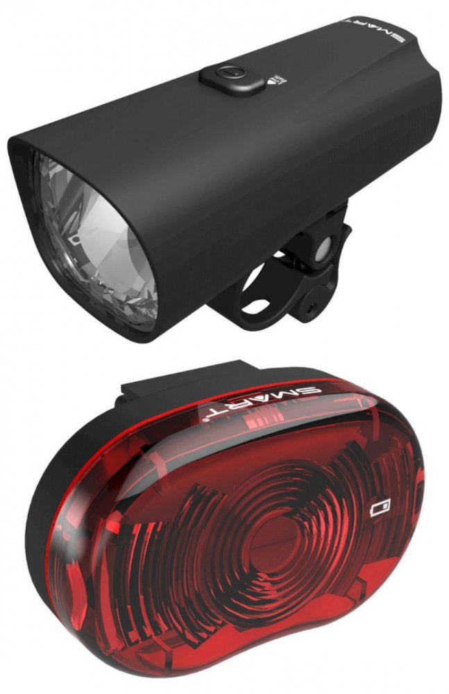 Smart LED Batterieleuchten Set Touring 30 + Star