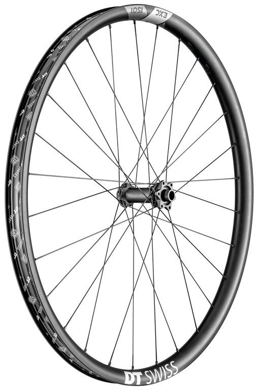DT Swiss VR-Laufrad EXC 1501 Spline Disc 27,5  30 mm Carbon