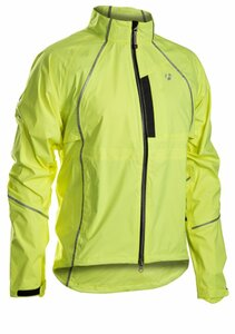 Bontrager Jacke Town Stormshell XXL Visibility Yellow