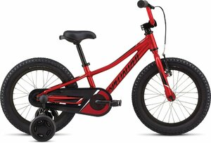 Specialized Riprock Coaster 16 Candy Red/Black/White 7