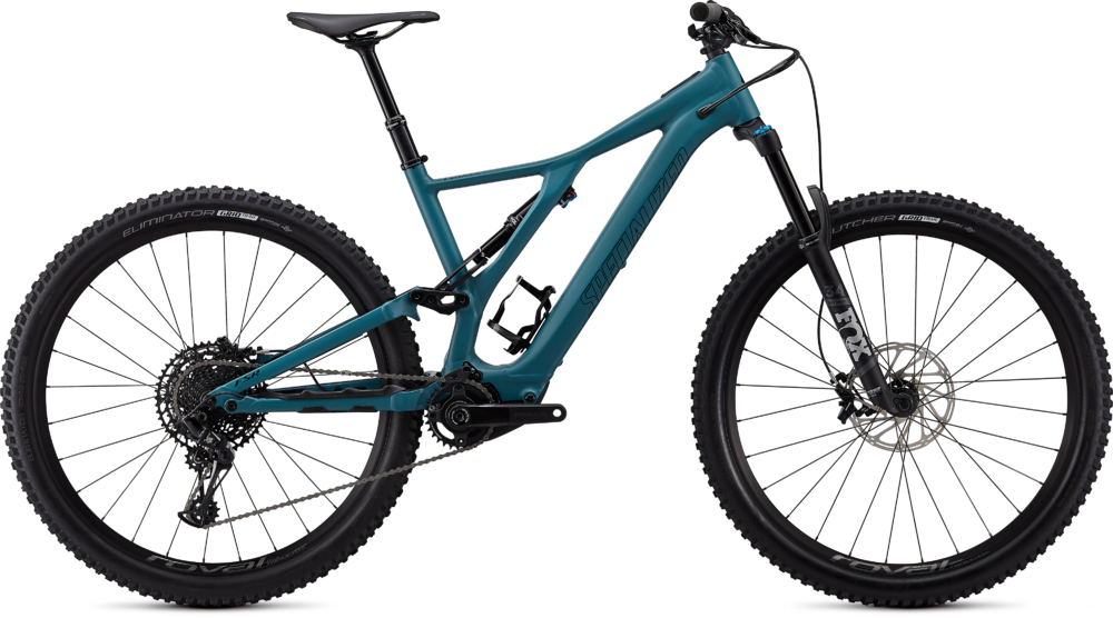 Specialized Turbo Levo SL Comp Dusty Turquoise / Black L