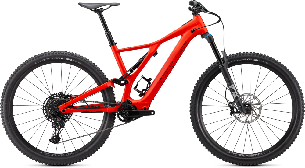 Specialized Turbo Levo SL Comp Rocket Red / Black XL