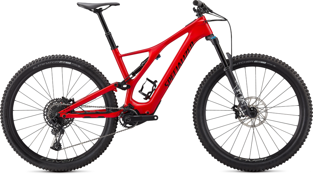Specialized Turbo Levo SL Comp Carbon Flo Red / Black M