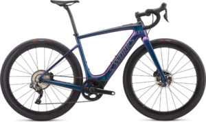 Specialized S-Works Turbo Creo SL GLOSS SUPERNOVA CHAMELEON / RAW CARBON L