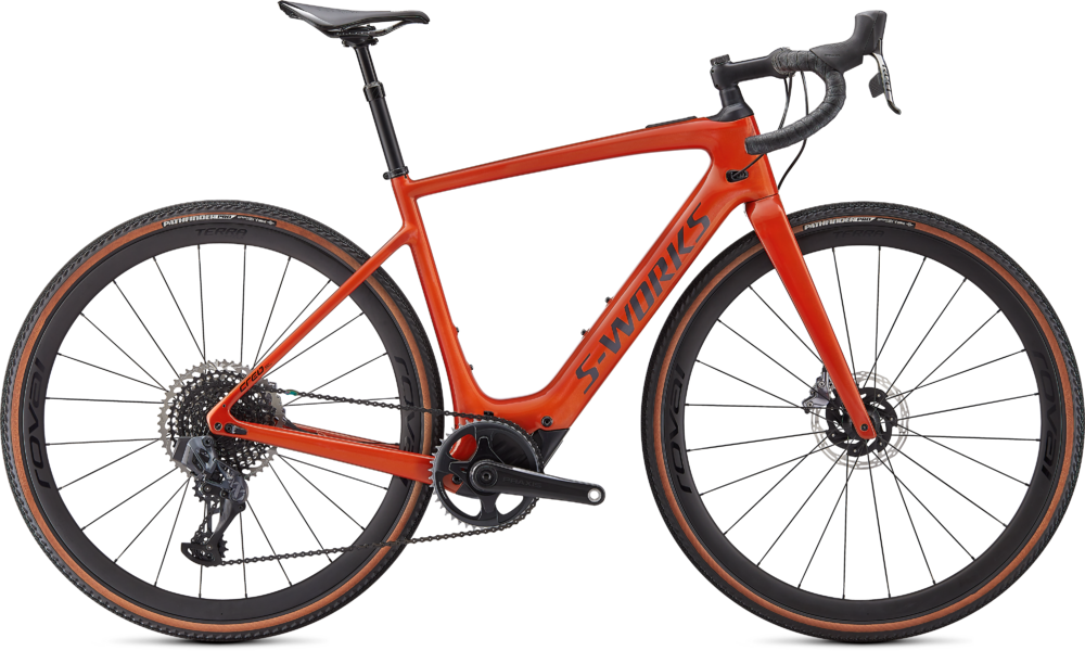 Specialized S-Works Turbo Creo SL EVO Gloss Redwood/Satin Carbon  S