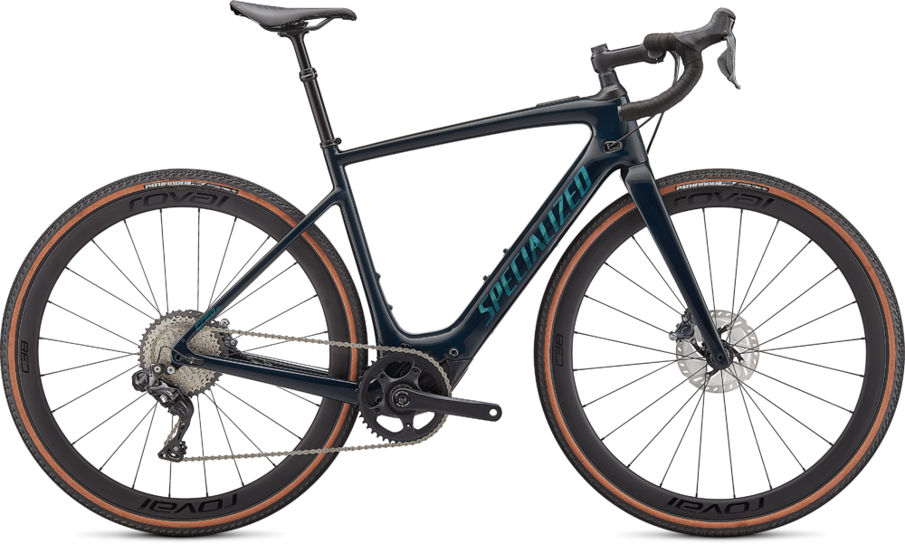 Specialized Turbo Creo SL Expert EVO Forest Green/ Chameleon  L