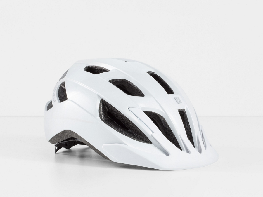 Bontrager Helm Solstice MIPS S/M White CE