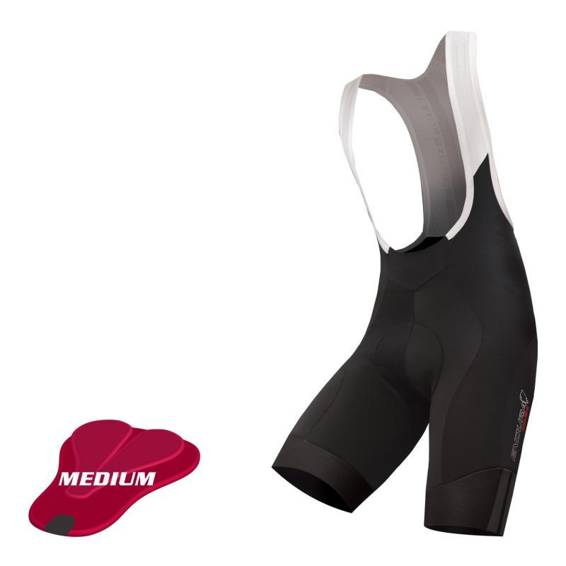 Endura FS260-Pro SL Bibshort (medium-pad): Black - S