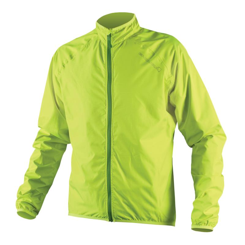 Endura Xtract Jacket Hi Vis Yellow M