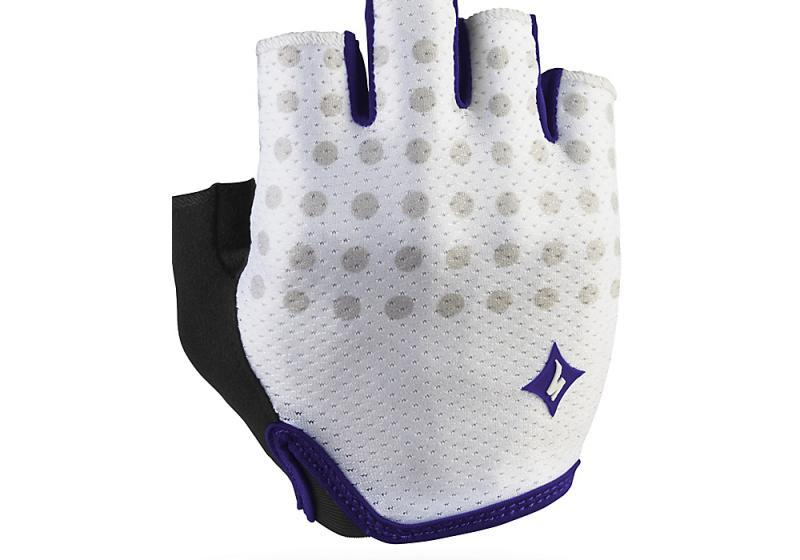 Specialized BG Grail Glove WMN WHT/indigo L