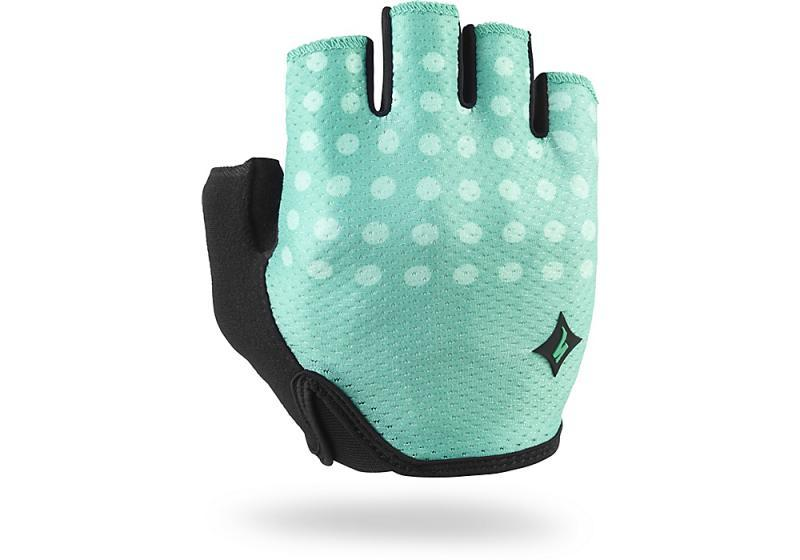 Specialized BG Grail Glove WMN EM GRN/BLK L