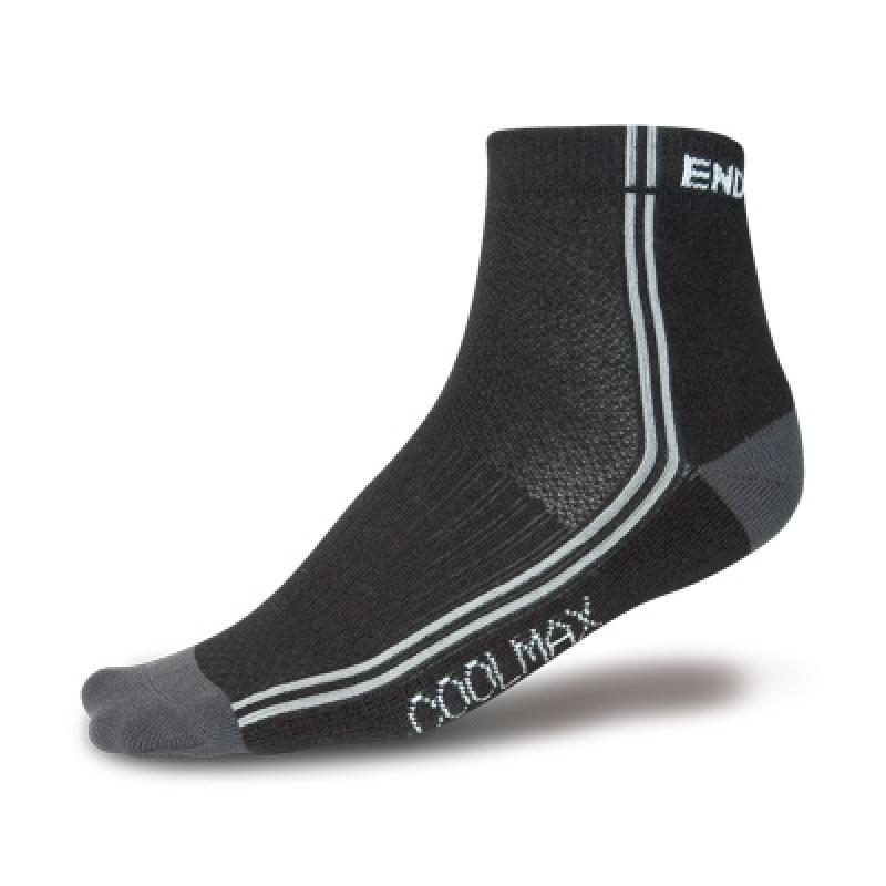 Endura Coolmax Socks 3 Pack Mixed S