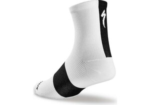 Specialized SL MID SOCK WHT S/M