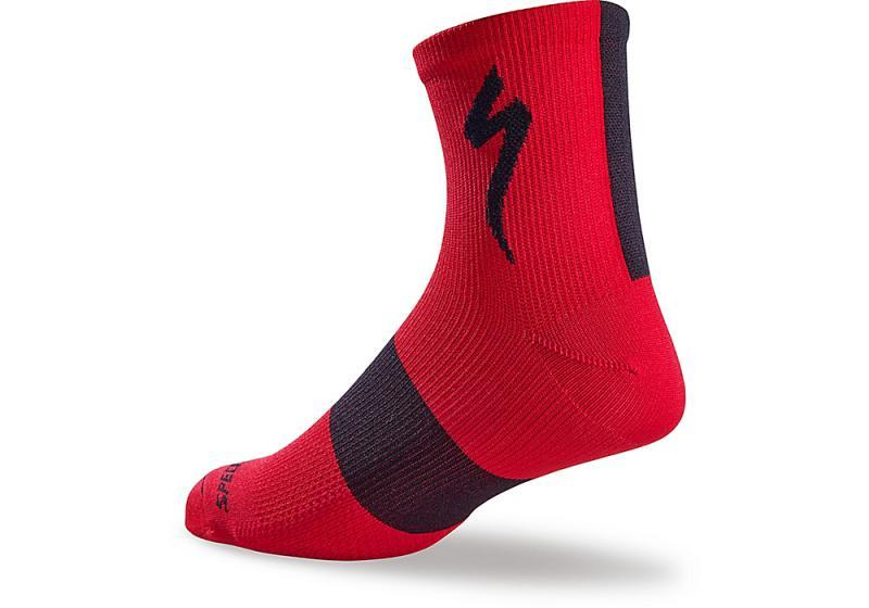 Specialized SL MID SOCK RED S/M