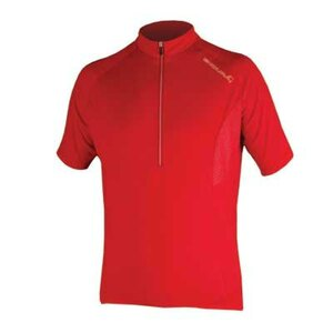 Endura Xtract S/S Jersey Red M