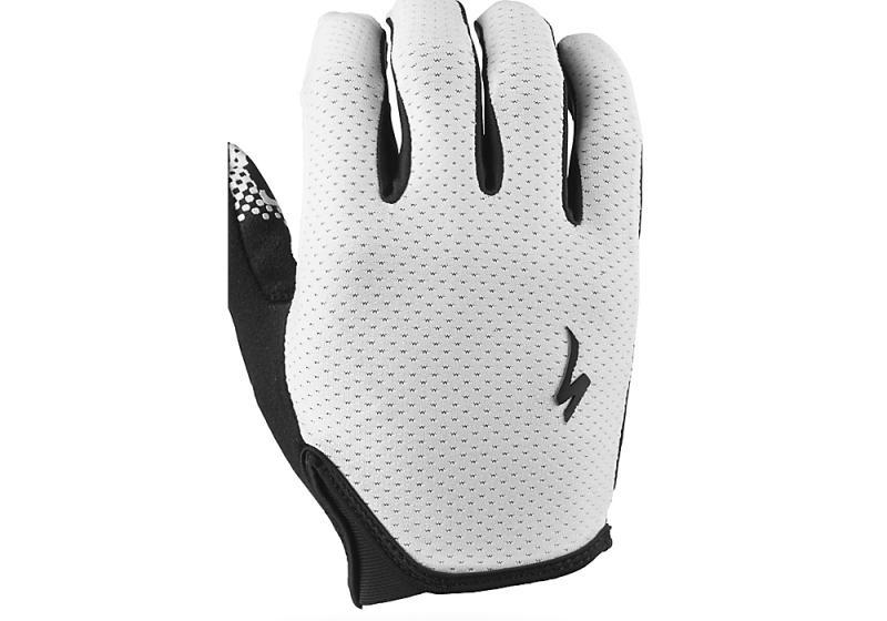 Specialized BG Grail Glove Long Finger BLK/WHT M