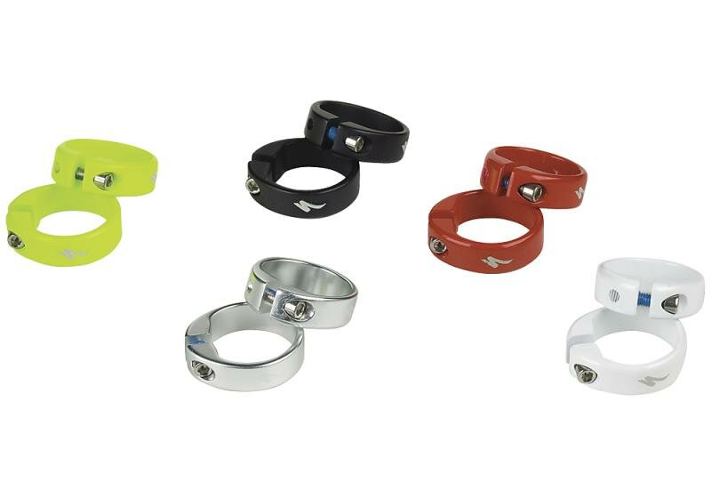 Specialized Locking Ring Solid Mix five pair