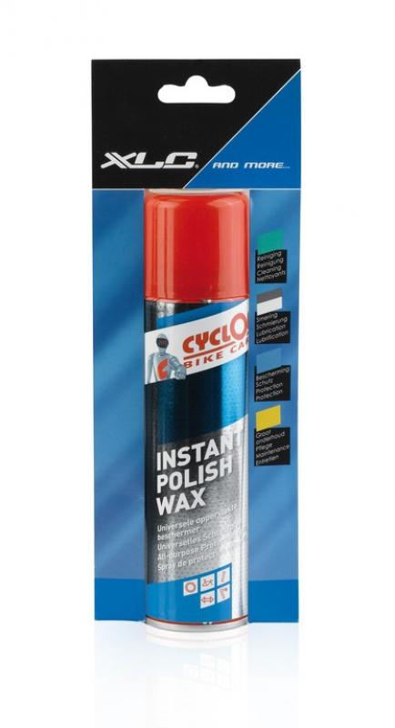 Cyclon Instant Polish Wax Spray 250 ml