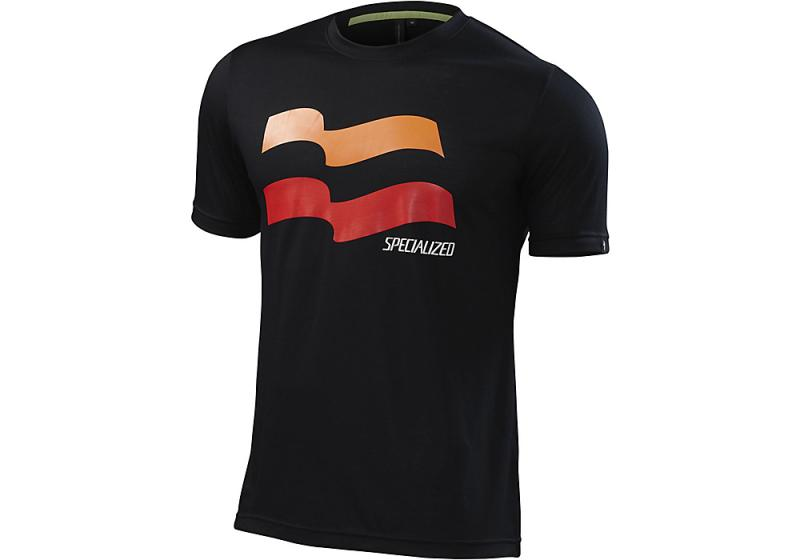 Specialized Enduro drirelease® Tee black S