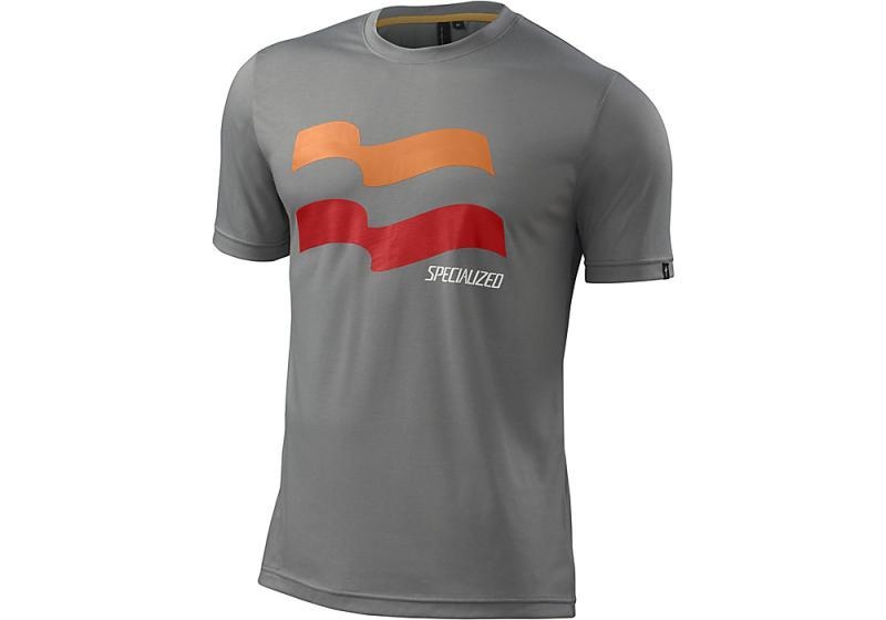 Specialized Enduro drirelease® Tee Light Grey XXL