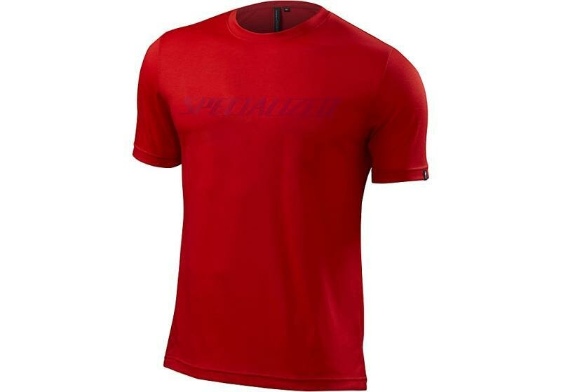 Specialized Enduro drirelease® Tee red M