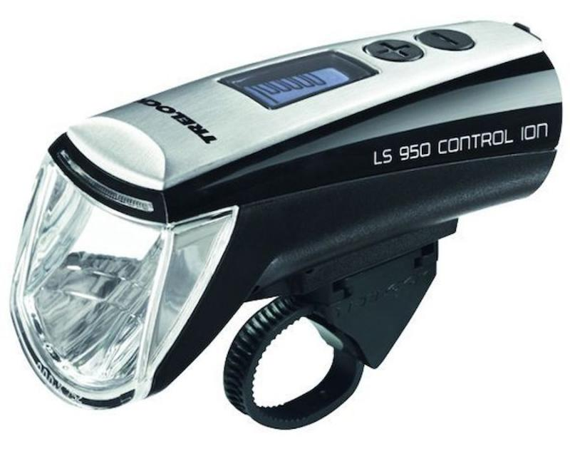 TRELOCK LED-Frontlampe LS 950 Control ION