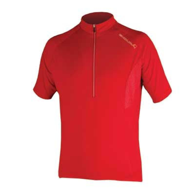 Endura Xtract S/S Jersey Red XL