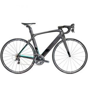 Trek Madone 9.2 H2 Compact 58cm Matte Dnister Black/Miami Green