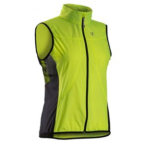 Bontrager Weste Race Windshell Womens XS Visibility Yellow