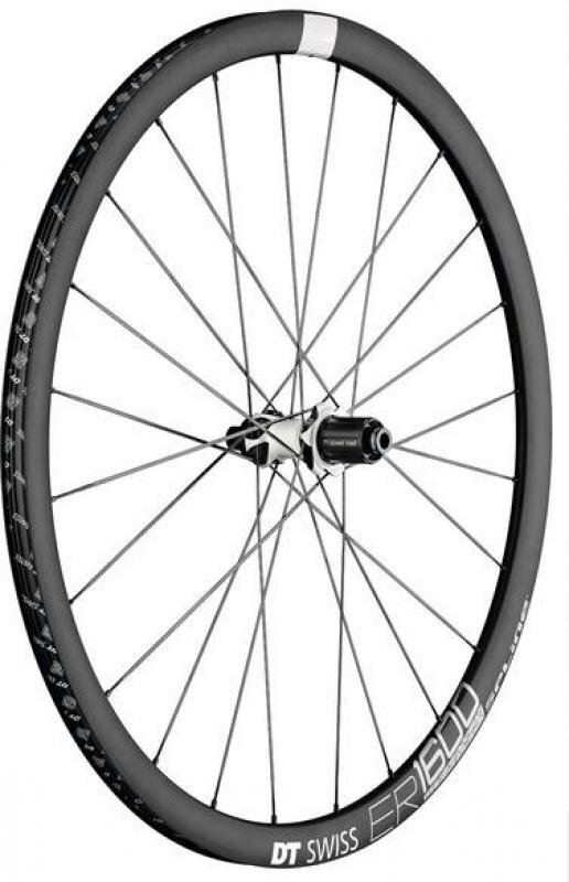 DT Swiss VR-Laufrad ER 1600 Spline Disc 32mm